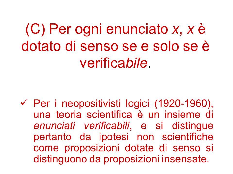 Lantirealismo sulle teorie di Popper Cè unaltra asimmetria epistemologica che dipende dalla prima: mentre possiamo venire a sapere solo se una teoria scientifica è falsa, non potremo mai venire a sapere se è vera, dato che non potremo mai essere sicuri di non riuscire, in un giorno lontano, a falsificarla.