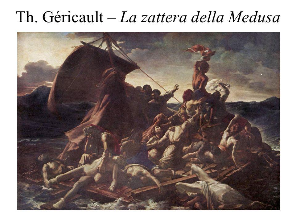 Th. Géricault – La zattera della Medusa