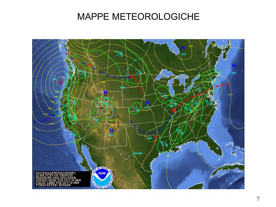 28 ACQUISIZIONE DATI E SIMULAZIONI NUMERICHE Acquisizione dati Per lo studio dellIdraulica Ambientale è utile lacquisizione di dati atmosferici ed oceanografici.