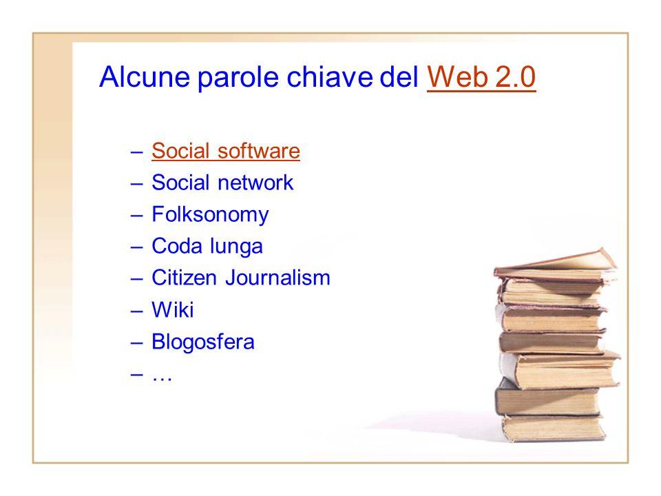 1. Il web 2.0 e i suoi modelli