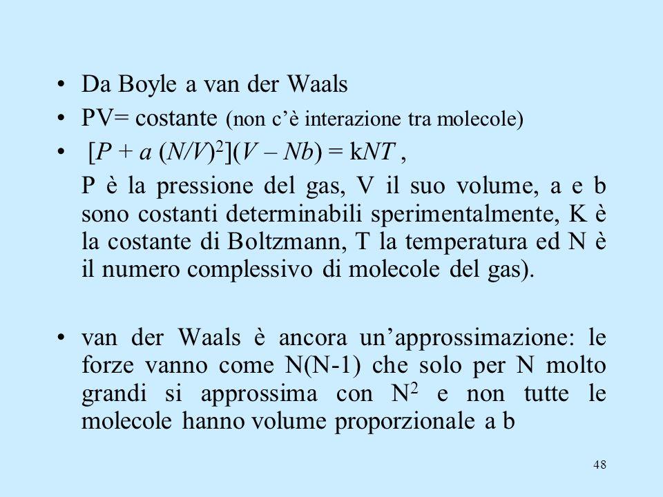 47 (2)Rappresentazione semplificata e astratta dei fenomeni, definita dalle leggi di natura. La prima legge del moto e il problema dellattrito La legg