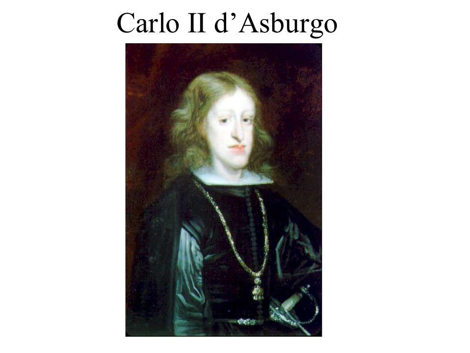 Carlo II dAsburgo