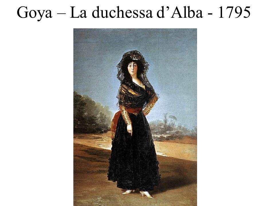 Goya – La famiglia dei duchi di Osuna - 1788