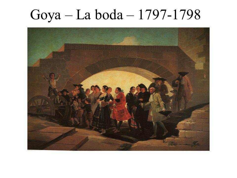 Goya – Si sabrá más el discípulo?
