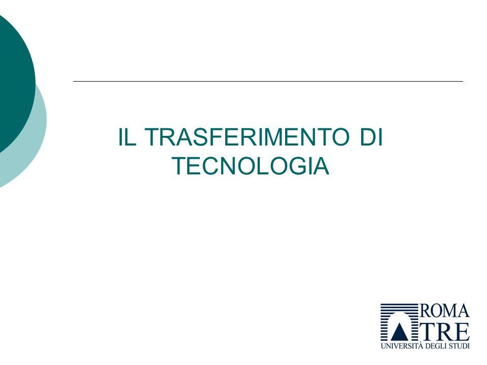 Strategie tecnologiche Sfide poste dallinnovazione tecnologica e dalla globalizzazione dei mercati necessità di abbreviare i tempi tra linvenzione e lapplicazione industriale creazione di un business internazionale delle tecnologie.