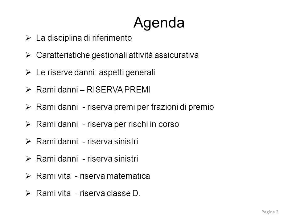 La disciplina di riferimento DECRETO LEGISLATIVO 7 SETTEMBRE 2005, N.