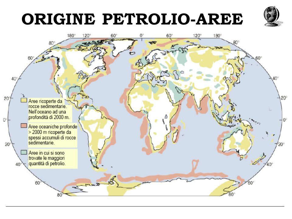 ORIGINE PETROLIO-AREE