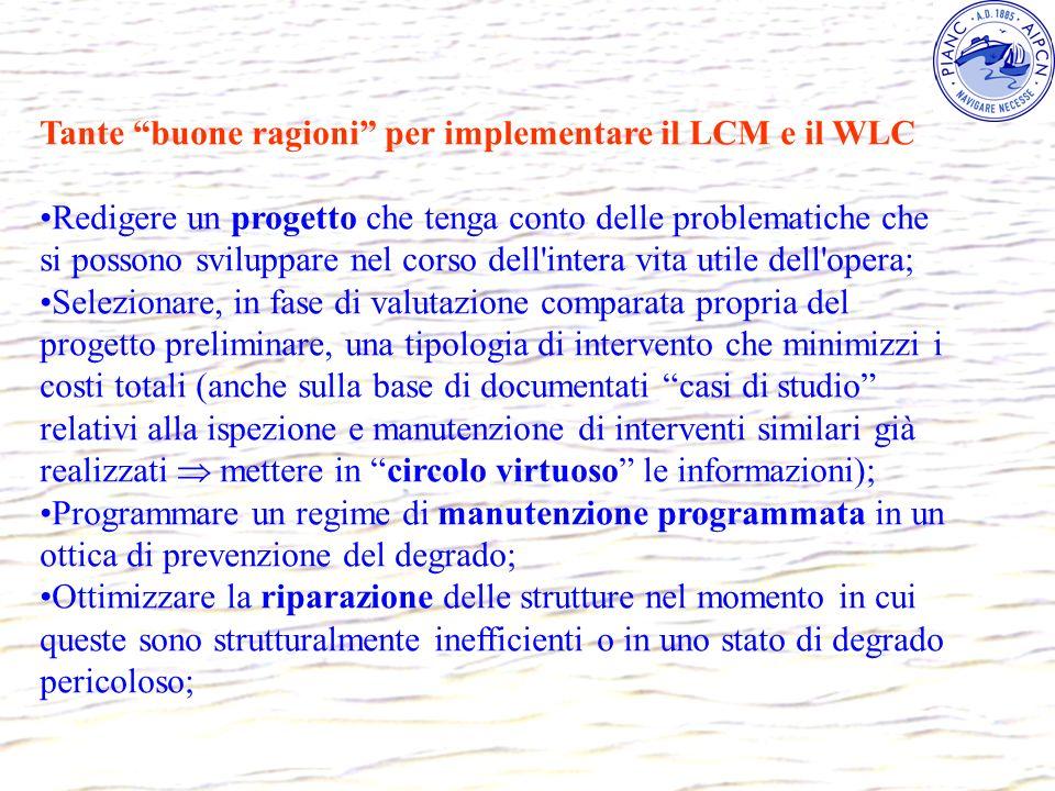 Tante buone ragioni per implementare il LCM e il WLC Redigere un progetto che tenga conto delle problematiche che si possono sviluppare nel corso dell