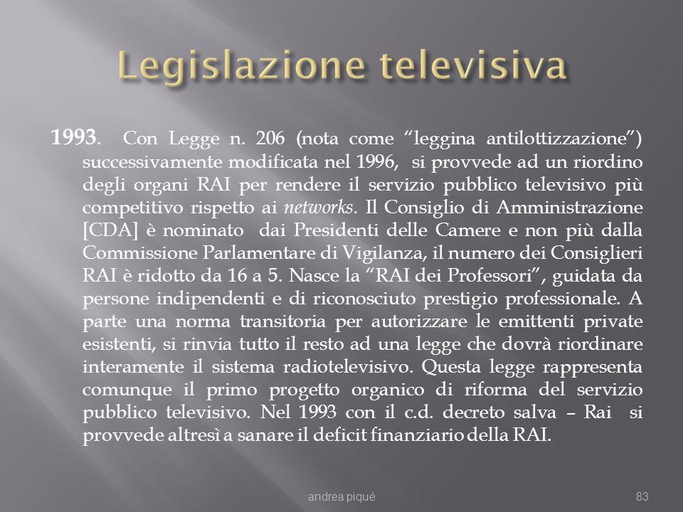 1993. Con Legge n.