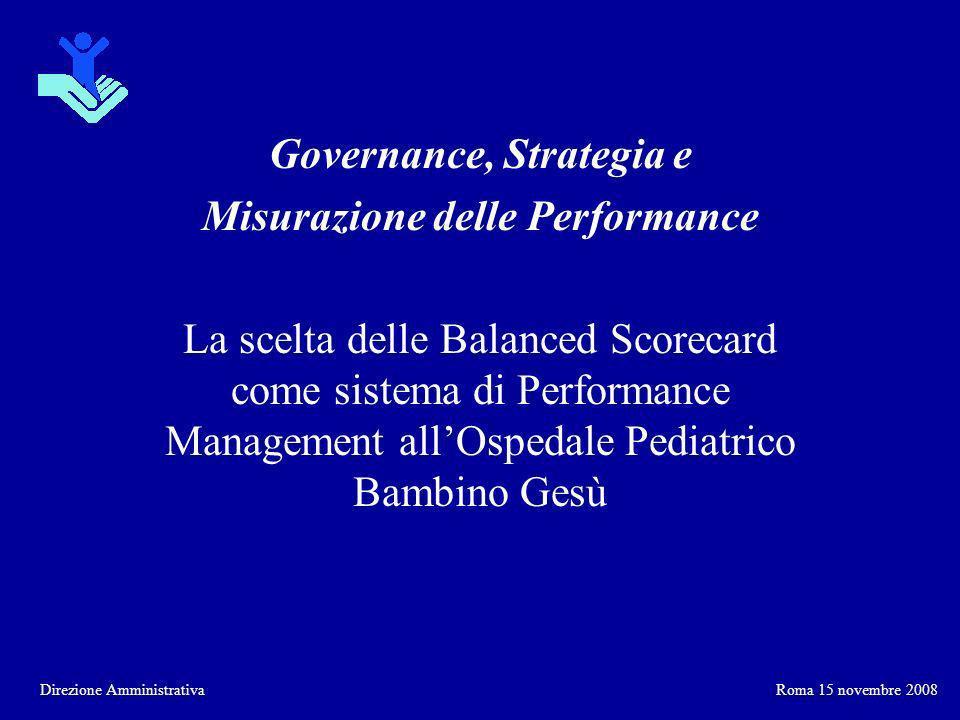 Direzione Amministrativa Identificazione degli stakeholder SVILUPPI FUTURI Risorse Umane Enti / Istituzioni Sistema Sanitario Collettività Ambiente Ass.
