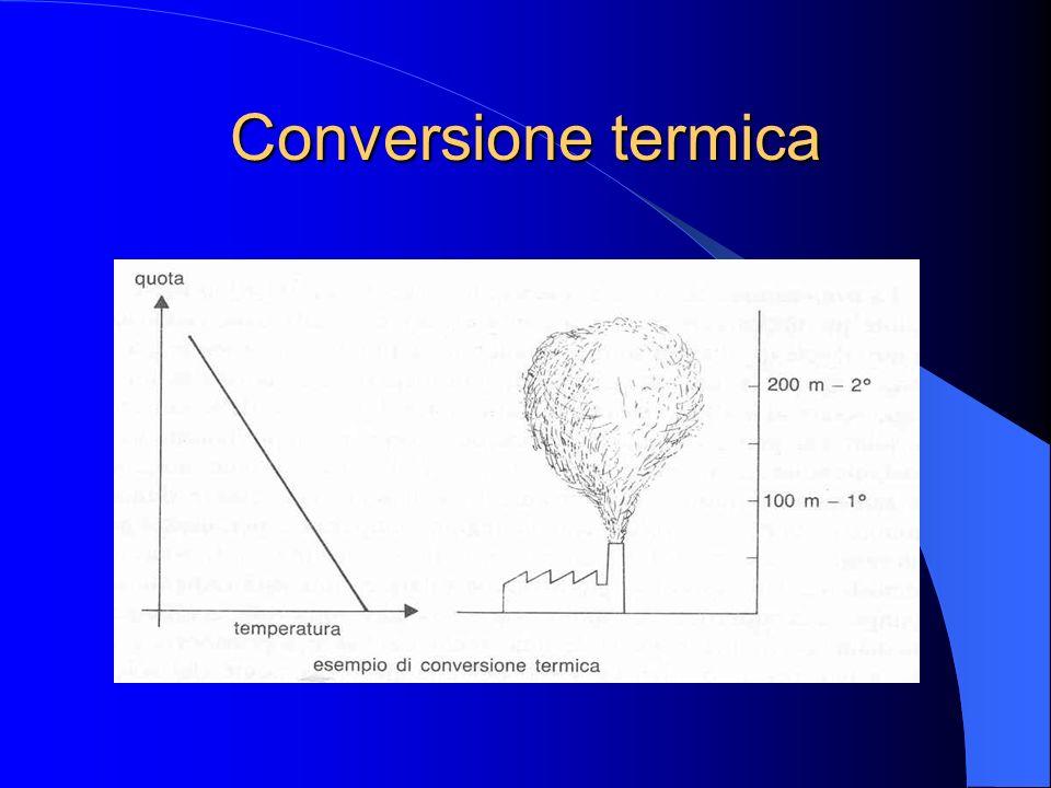 Inversione termica al suolo