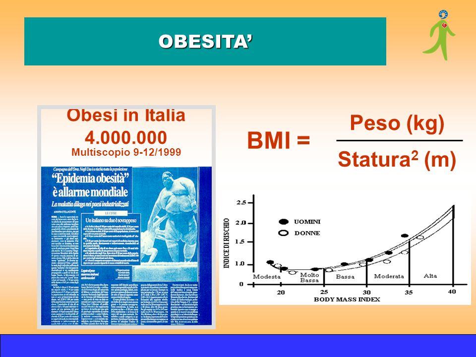 Riduzione dellincidenza del diabete di tipo 2 con intervento sullo stile di vita o metformina Diabetes prevention program research group.