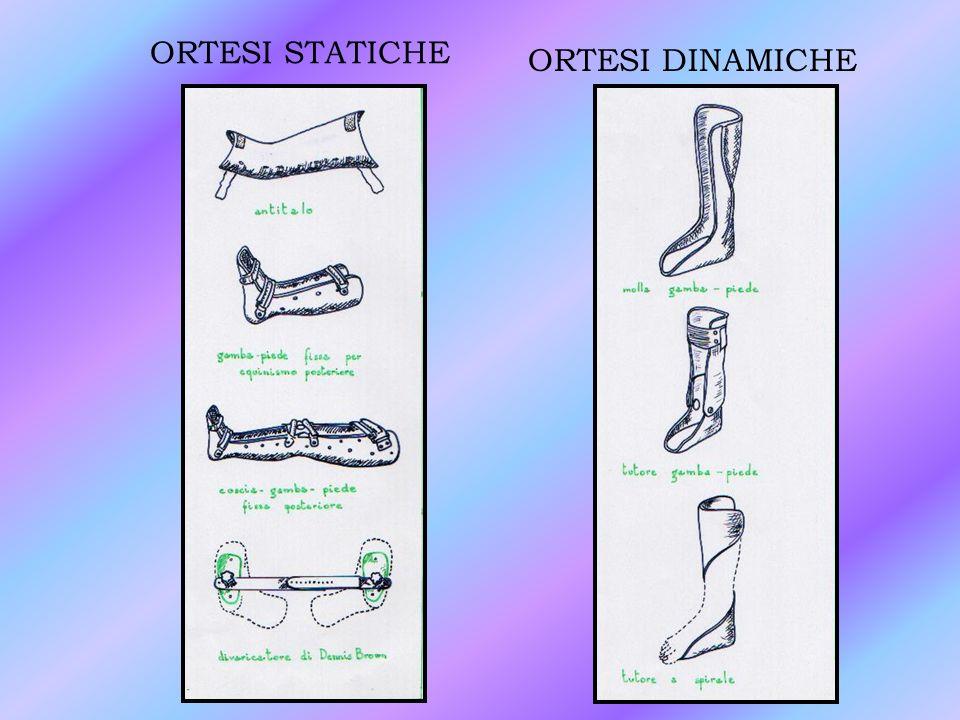 LIVELLO S1 Muscoli deficitari Estensori dellanca (++) Ischio-crurali esterni (++) Plantiflessori estrinseci (++) Intrinseci del piede (+++)