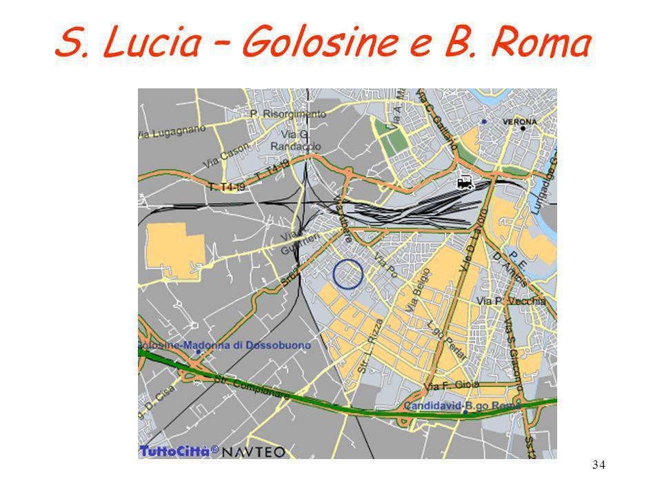 34 S. Lucia – Golosine e B. Roma
