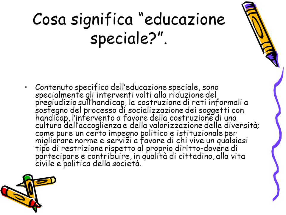 Special needs education SI VEDA: UNESCO, The Salamanca Statement and Framework for Action on Special Needs Education, Salamanca, 10 June 1994.