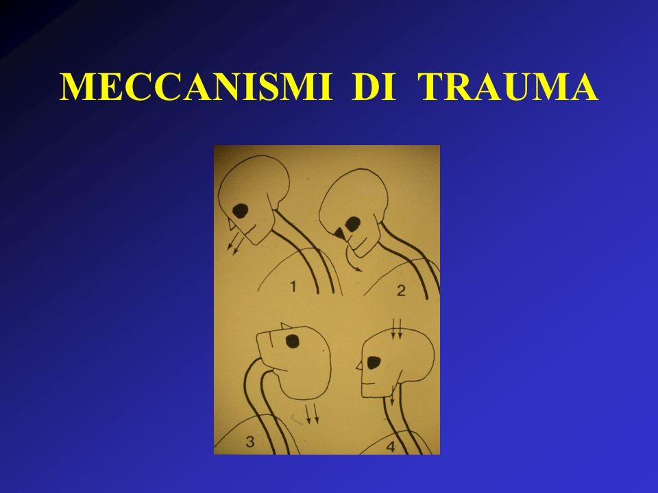 MECCANISMI DI TRAUMA