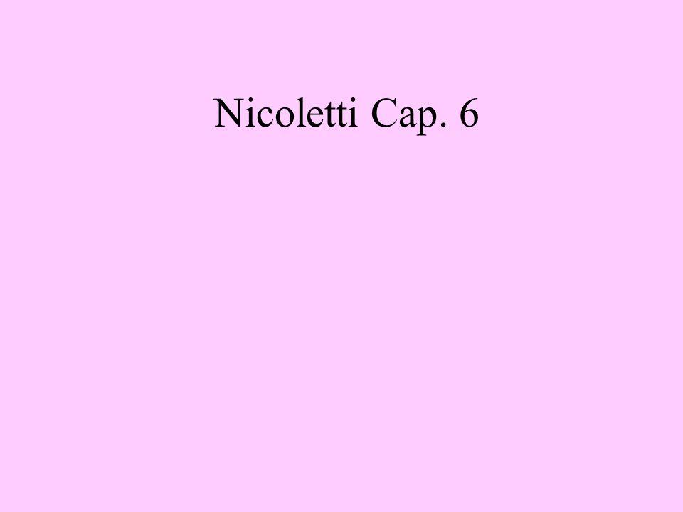 Nicoletti Cap. 6