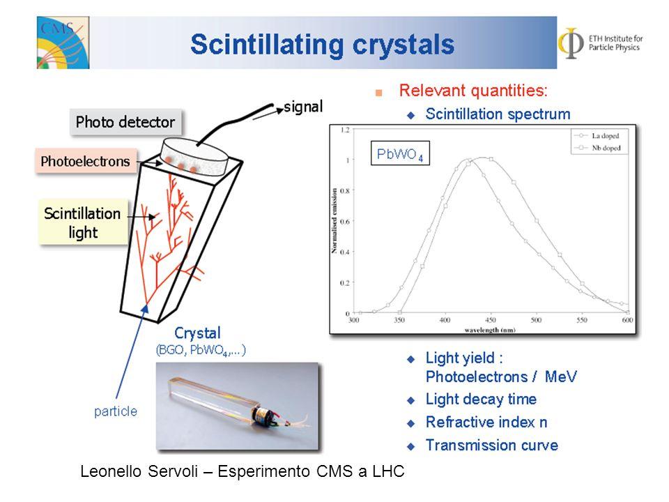 Leonello Servoli – Esperimento CMS a LHC