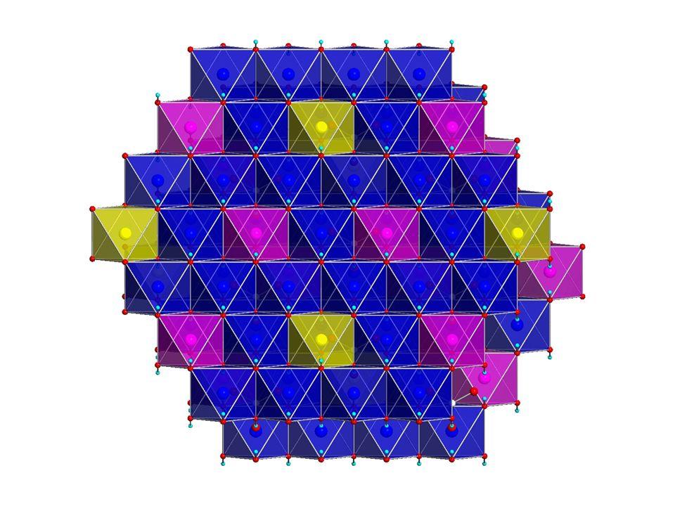 Synthesis: Al(NO 3 ) 3 + Zn(NO 3 ) 2 + Co(NO 3 ) 2 solutions Solid Urea T=90°-95°C; t=48 h