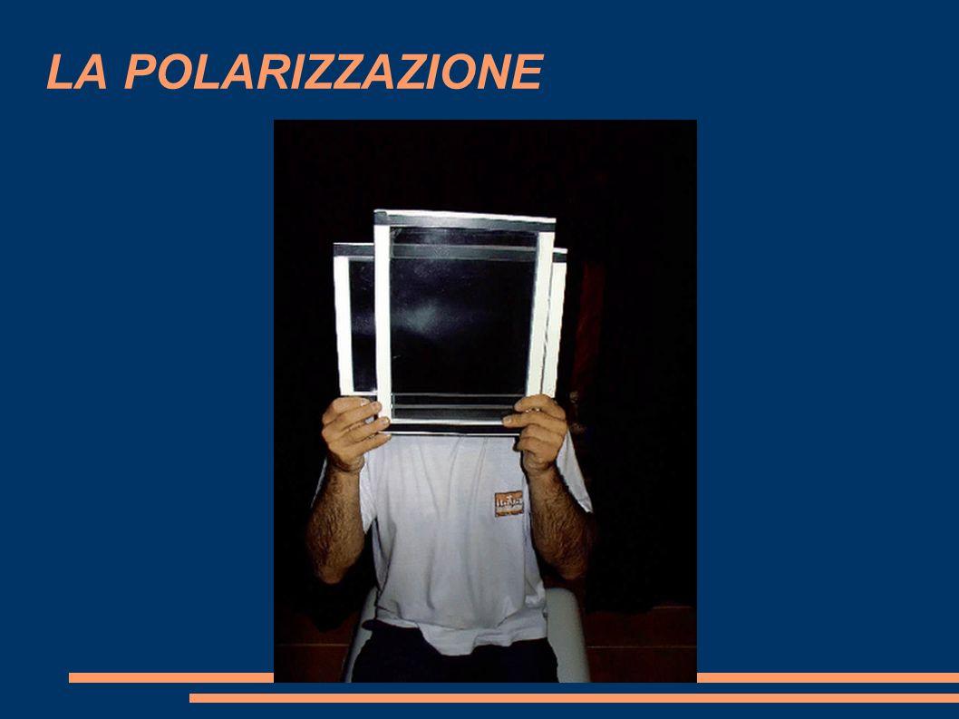 LA POLARIZZAZIONE