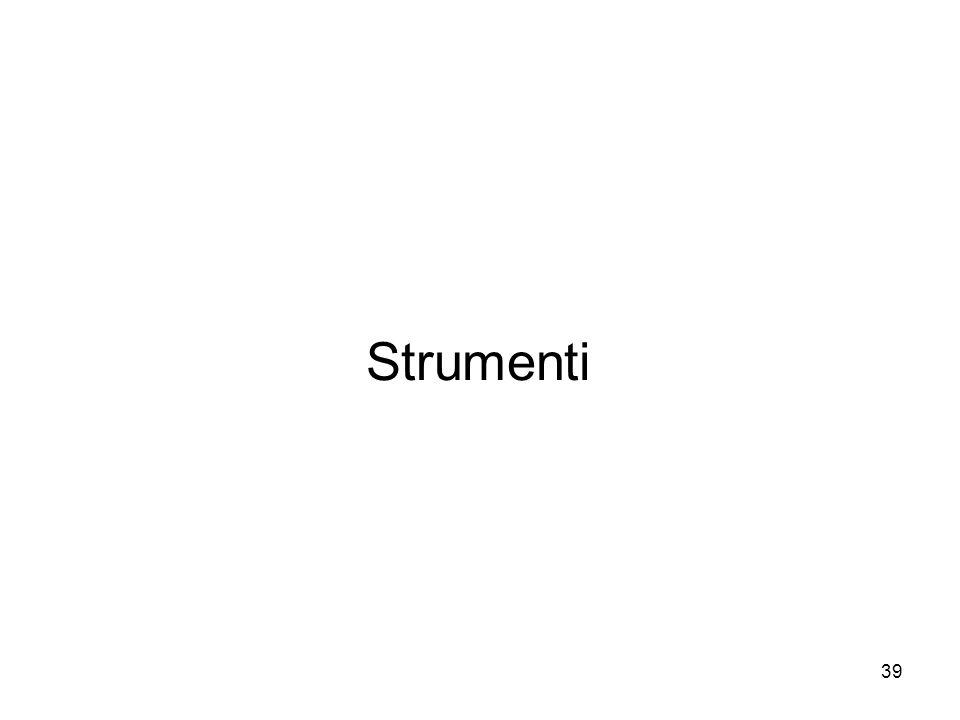 39 Strumenti