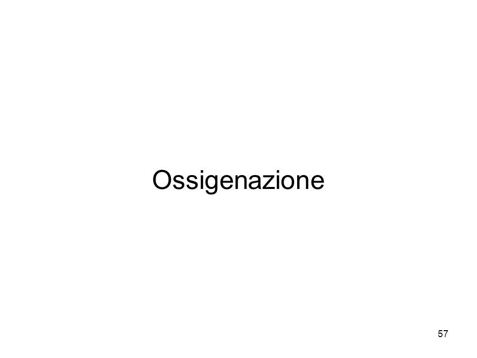 57 Ossigenazione