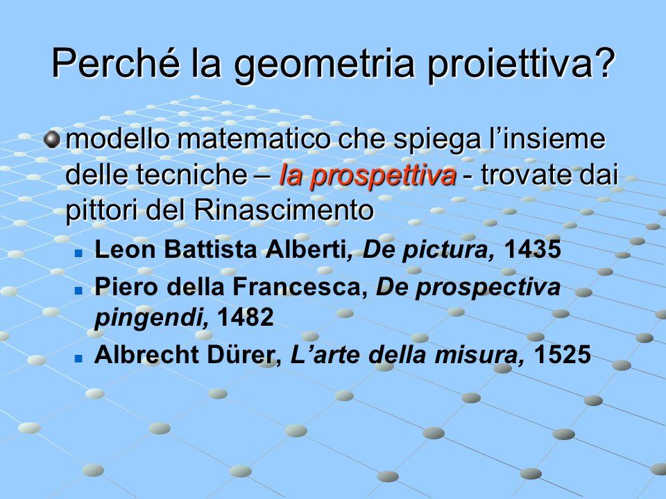 Pittura e geometria A.