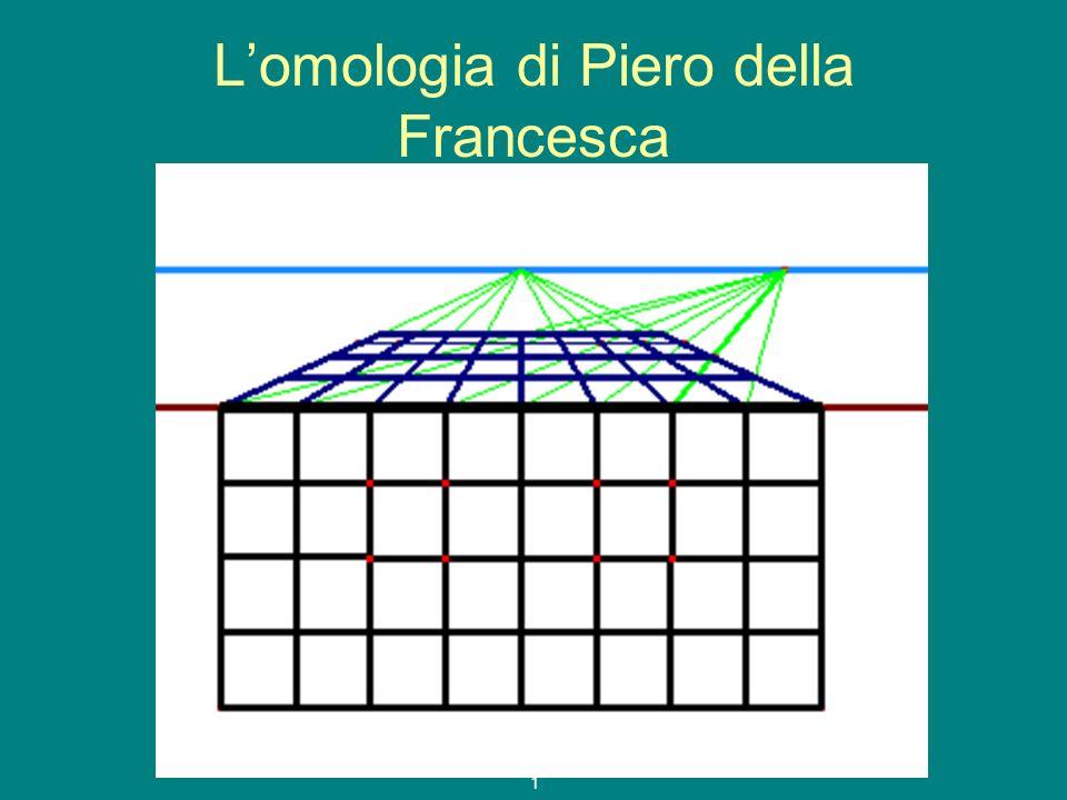 g.e.a.p. 08/09 1 Lomologia di Piero della Francesca