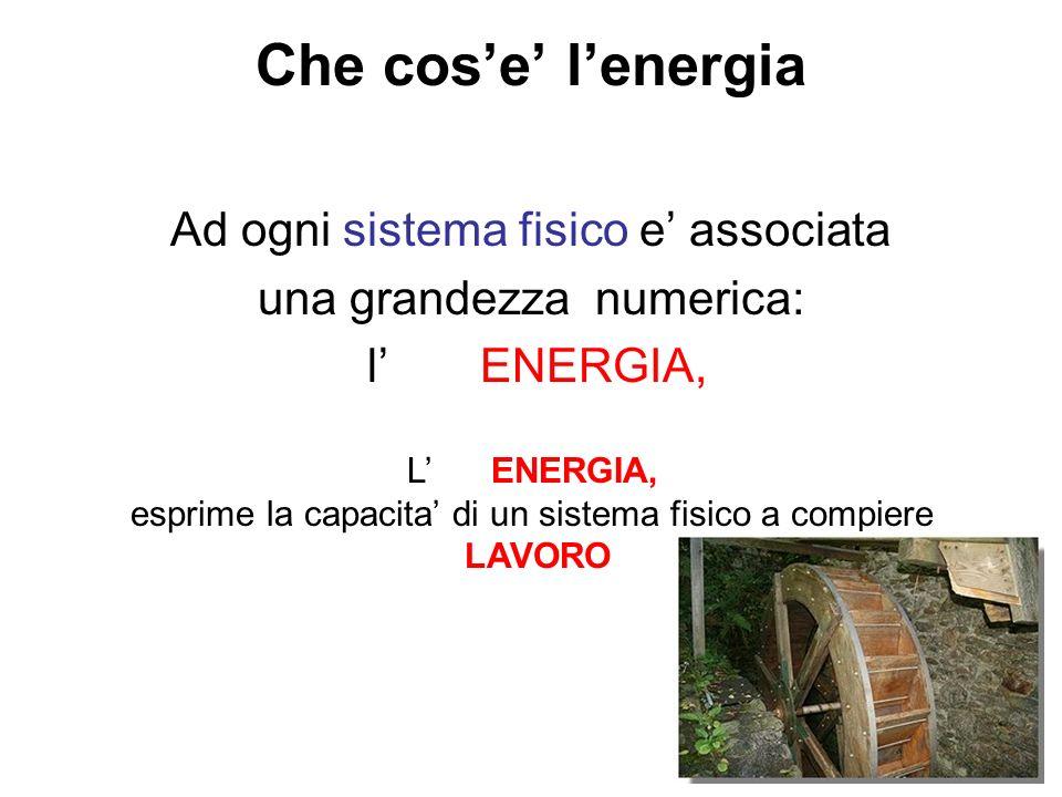Calcolare lEnergia Totale di questo sistema: E tot =E grav + E cin + E rad + E nucl + ….