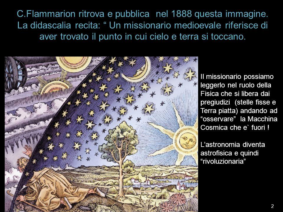 27 nov 2009F.Strafella2 C.Flammarion ritrova e pubblica nel 1888 questa immagine.