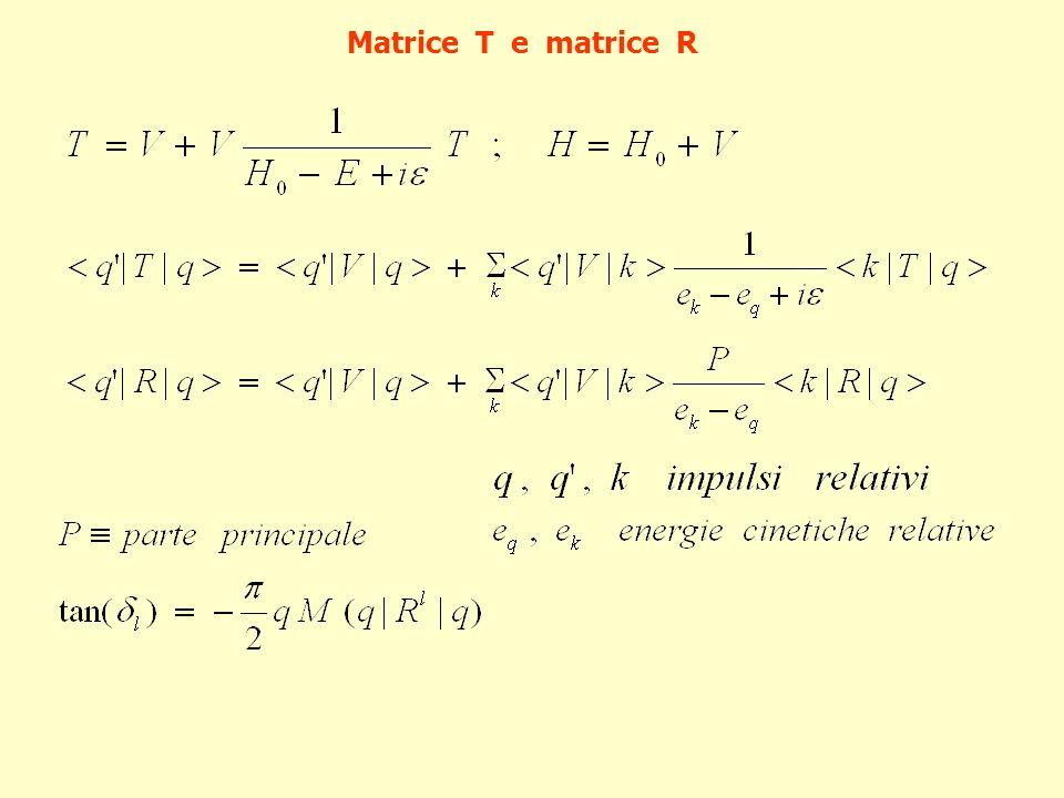 Lezione II 1.Materia nucleare e materia nucleonica 2.