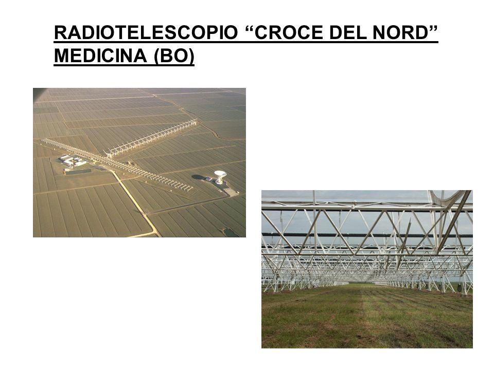 RADIOTELESCOPIO CROCE DEL NORD MEDICINA (BO)