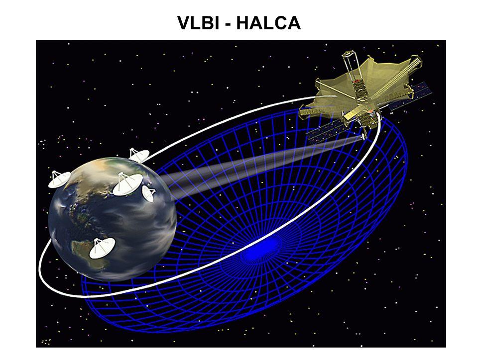 VLBI - HALCA