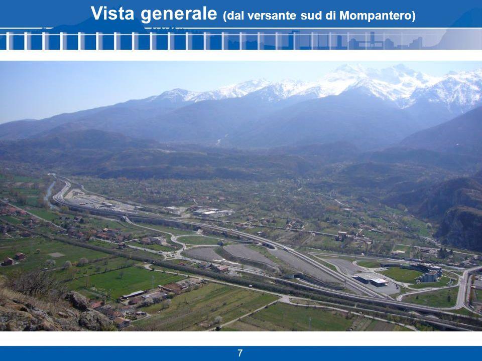 Vista generale (dal versante sud di Mompantero) 7