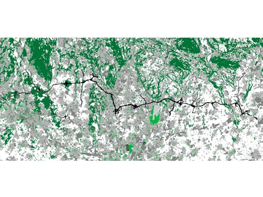 LE TIPOLOGIE DI INTERVENTO NEI COMUNI E NEI PARCHI parco urbano bosco urbano agroambientale urbano riqualificazione paesaggio agrario connessione ecologico-ricreativa forestale consolidamento naturalità