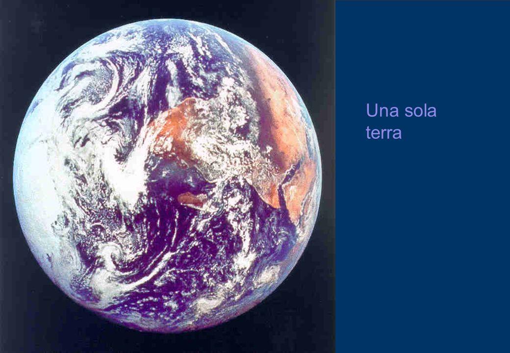 La misura della sostenibilità2 Una sola terra
