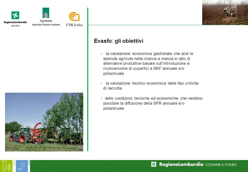 la valutazione economica gestionale che aiuti le aziende agricole nella ricerca e messa in atto di alternative produttive basate sullintroduzione e ri