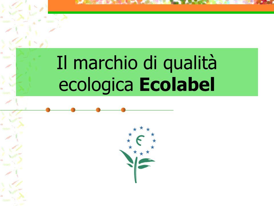 Il marchio di qualità ecologica Ecolabel