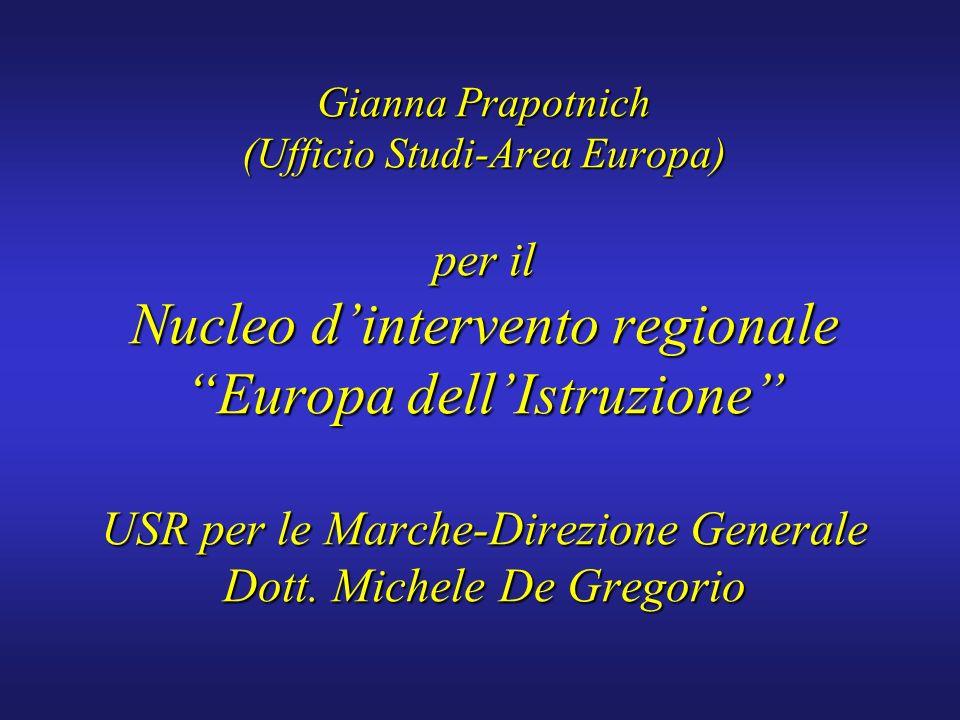 L Europa dell Istuzione Roma 8-9 febbraio 2005 1