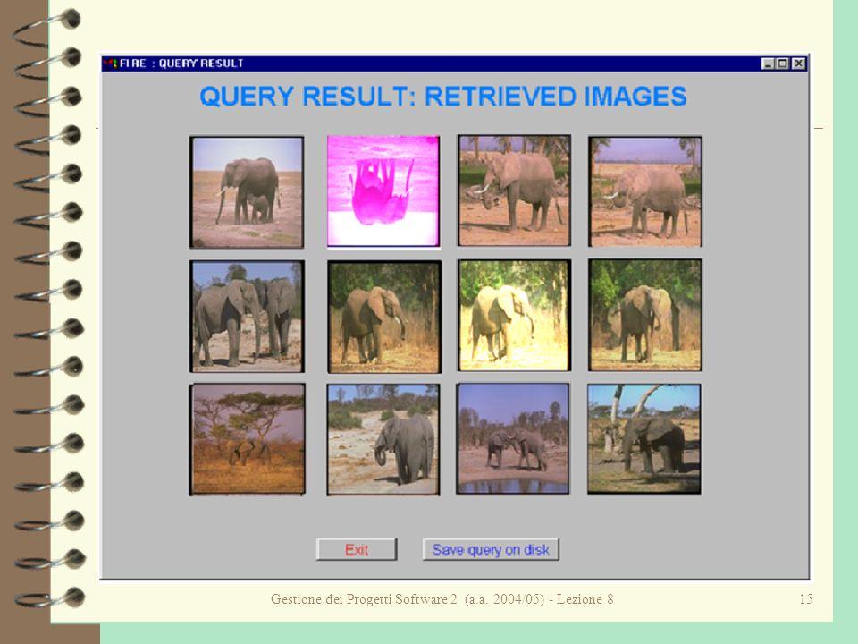 Gestione dei Progetti Software 2 (a.a. 2004/05) - Lezione 815