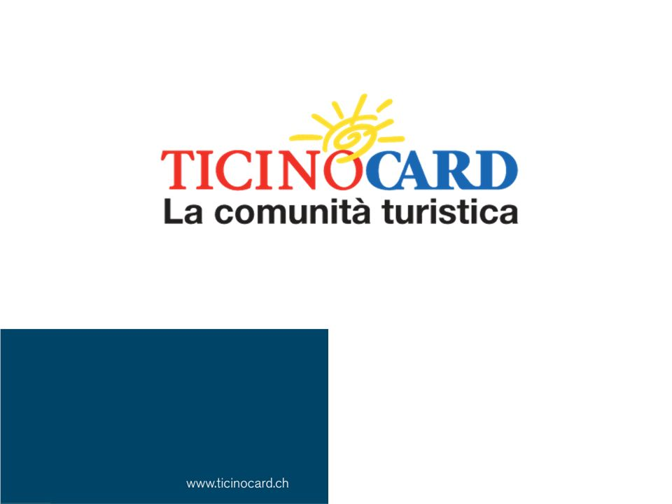 TI Ticino Card SA Carta Turistica BUSINESS PLAN