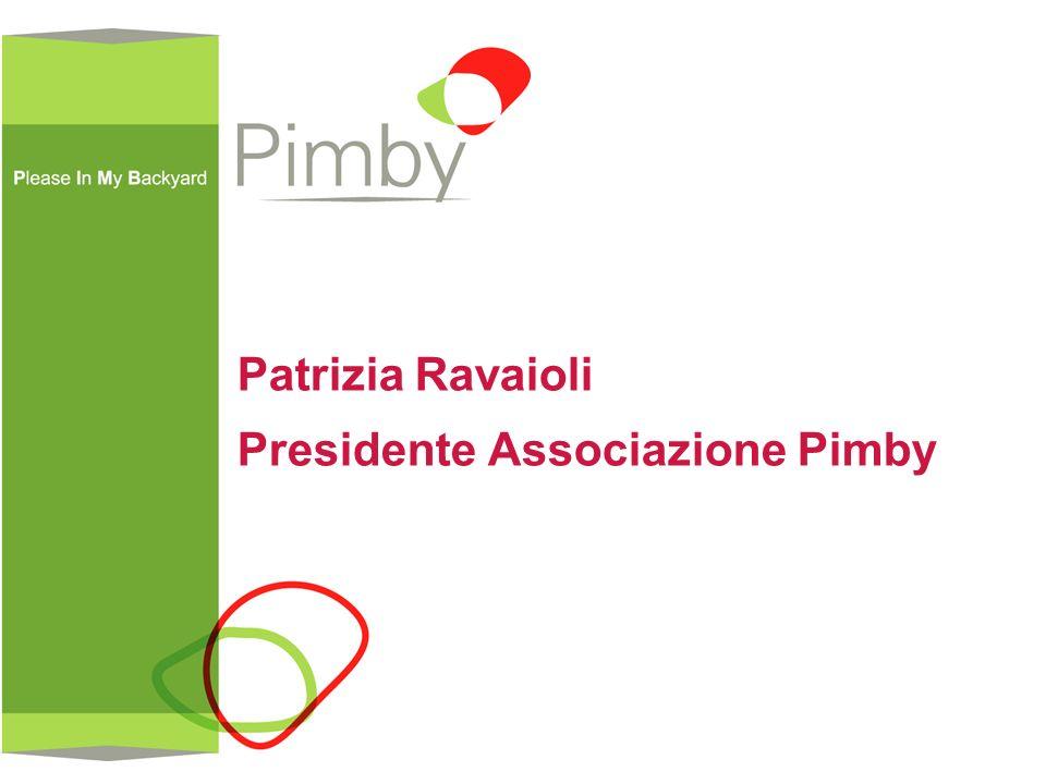 Patrizia Ravaioli Presidente Associazione Pimby