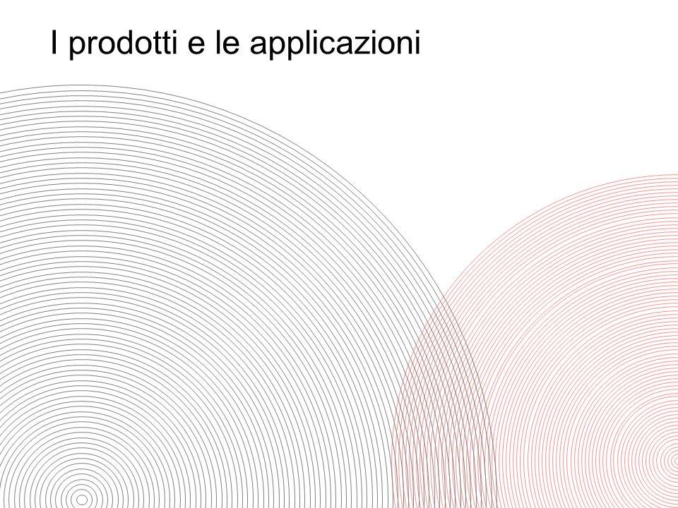 CTG - Italcementi Group MCE 2008 – E. Borgarello 15 I prodotti e le applicazioni