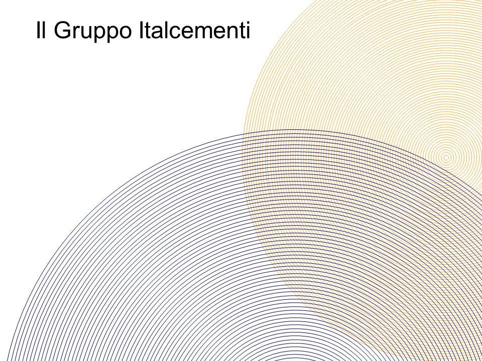 CTG - Italcementi Group MCE 2008 – E. Borgarello 2 Il Gruppo Italcementi