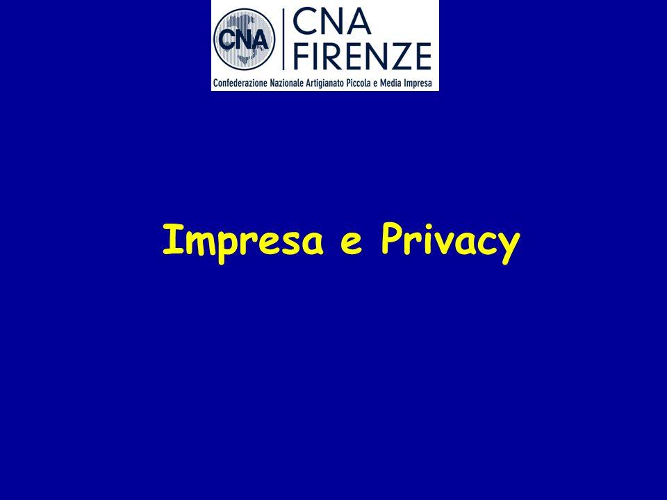 Impresa e Privacy