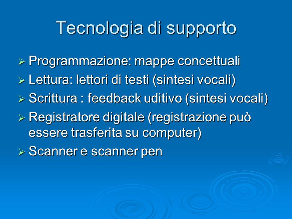 A proposito di sintesi vocale… La sintesi vocale è unapplicazione del computer che può leggere testi digitali attraverso una voce sintetizzata.