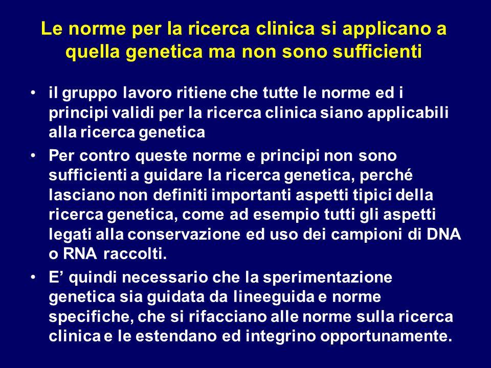 Diritti commerciali e brevettuali Raccomandazione n.
