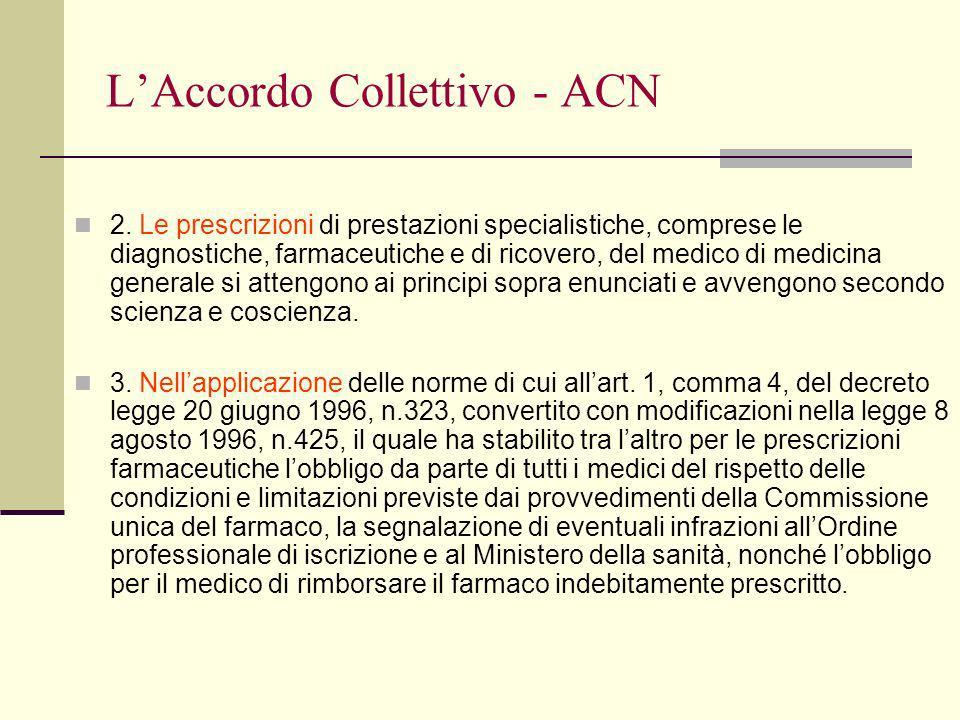 LAccordo Collettivo - ACN 2.