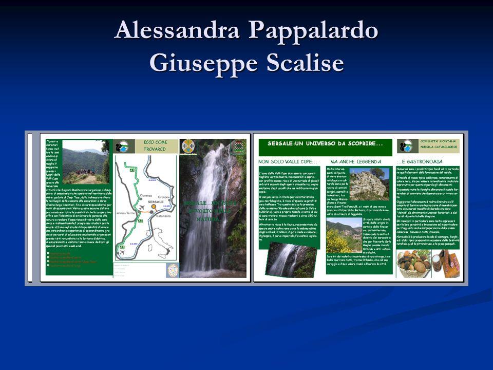 Alessandra Pappalardo Giuseppe Scalise