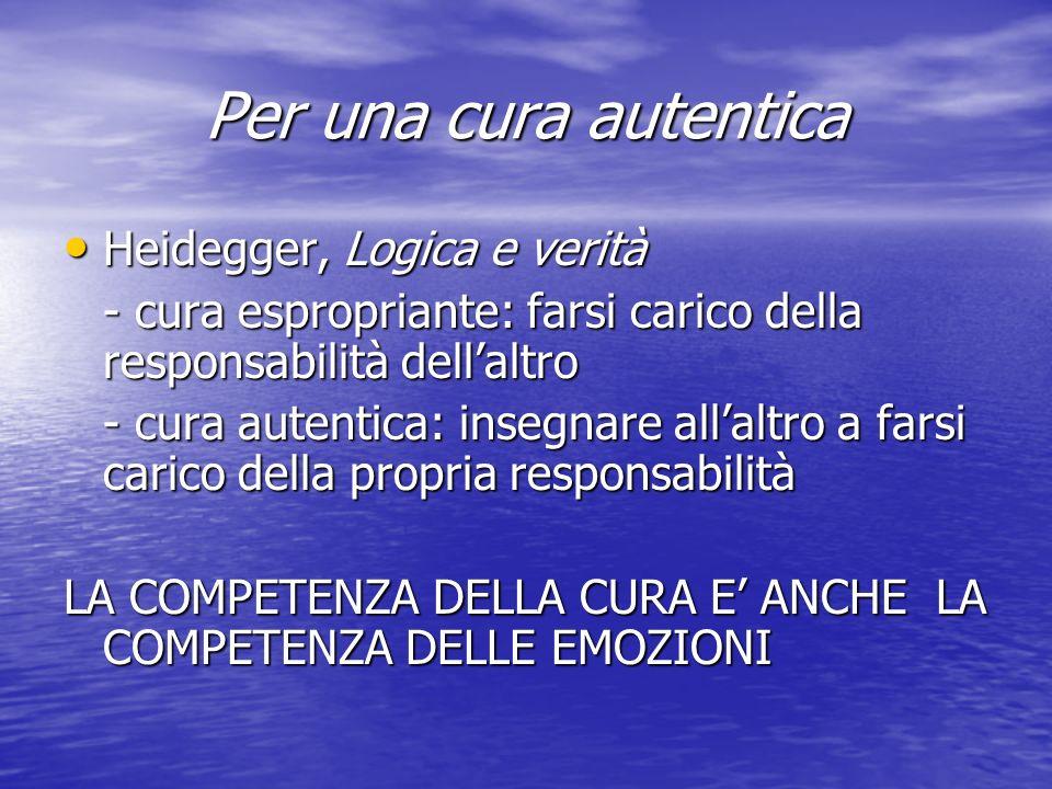 Cura e eudaimonia Verso un sapere dellanima (M.Zambrano) Verso un sapere dellanima (M.
